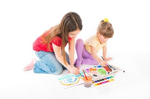 Stimulez la créativité de votre enfant avec un Coffret de tampon encreur