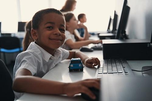Socle numérique à l'école